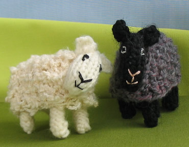 Among Friends Club by Knitted Wit & Sincere Sheep |